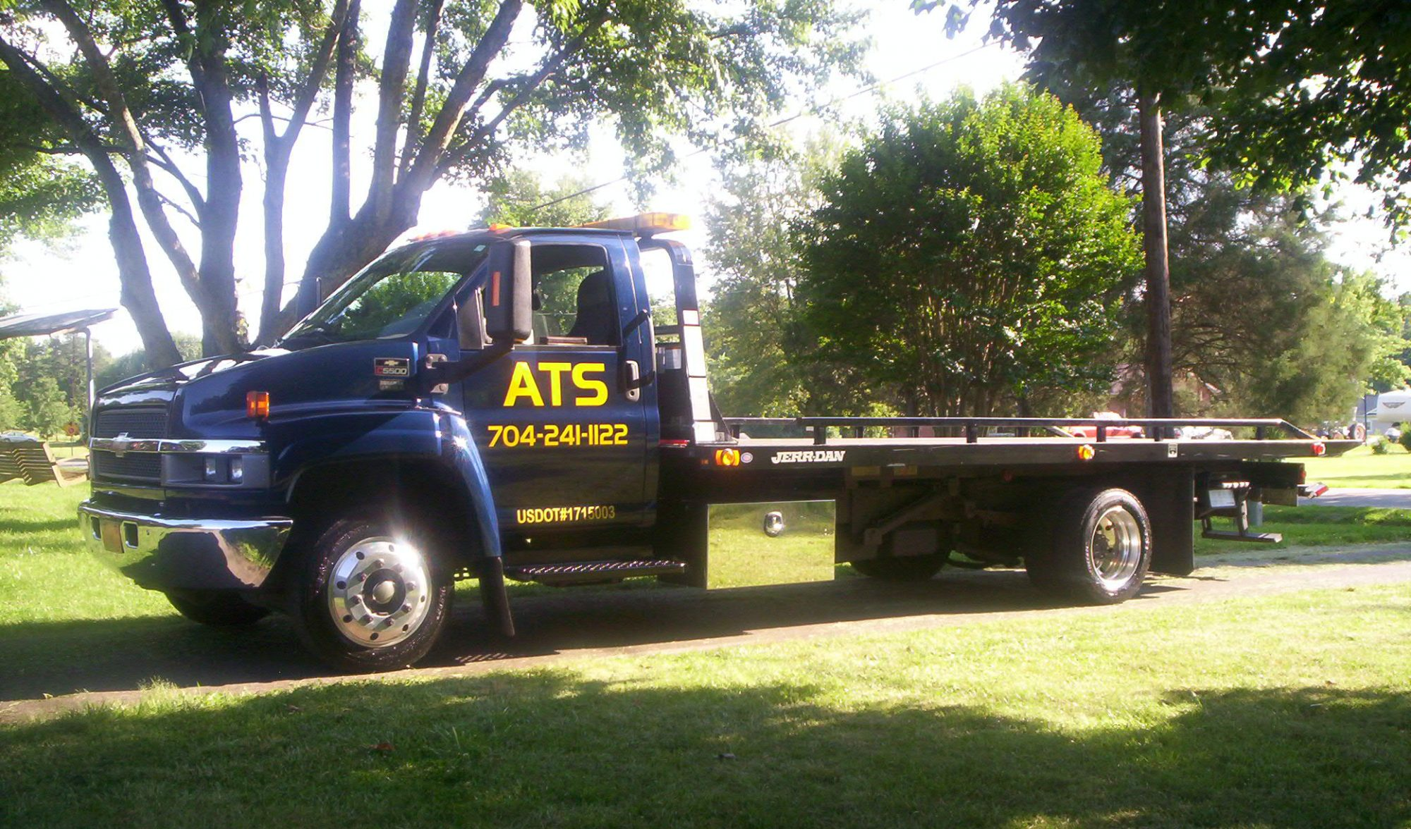 A.T.S. Automotive Transport Service